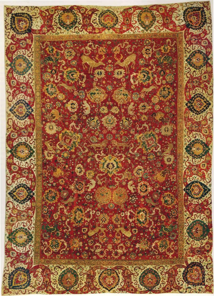 Spiral Vine Carpets